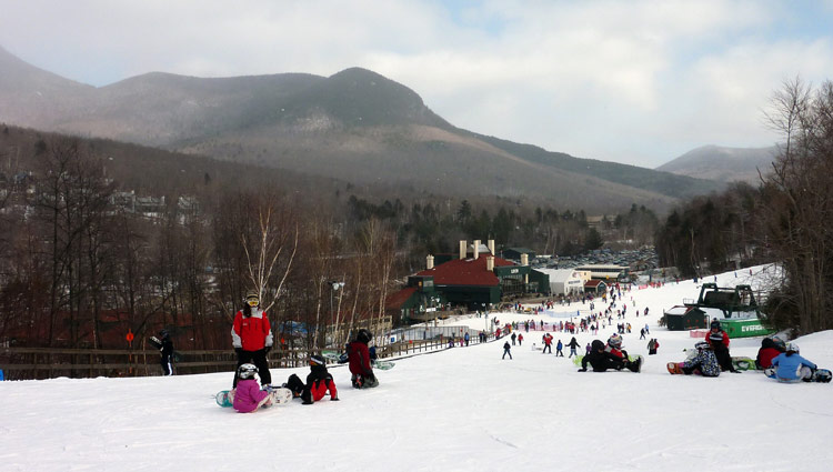 Ski Vacation Package - Loon, NH