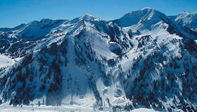 Ski Vacation Package - Alta, Utah