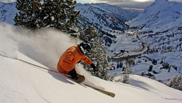 Ski Vacation Package - Ski Salt Lake, Utah