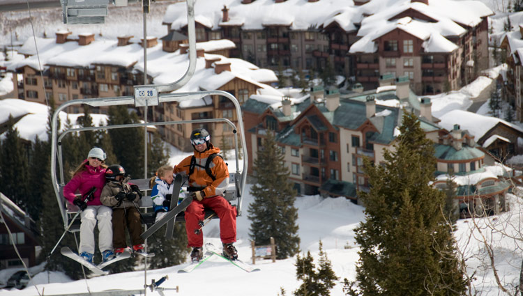 Ski Vacation Package - Solitude, Utah