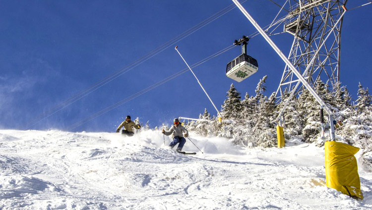 Ski Vacation Package - Jay Peak, VT