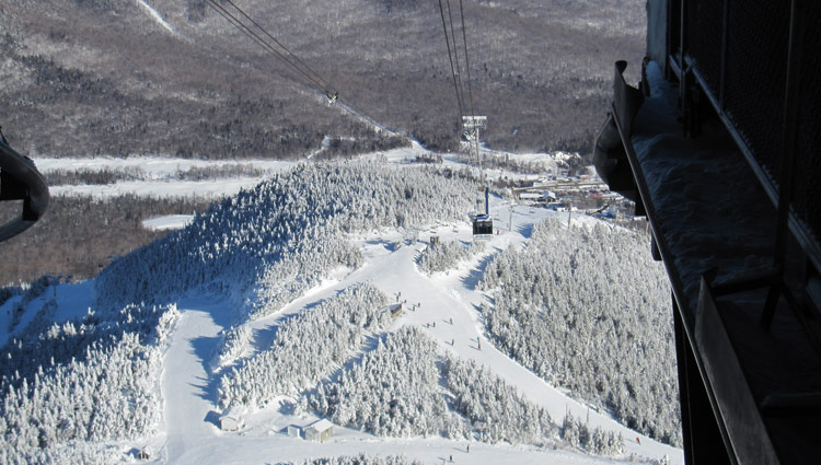 Ski Vacation Package - Jay Peak, VT