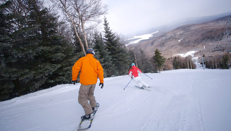 Ski Vacation Package - Mount Snow, VT