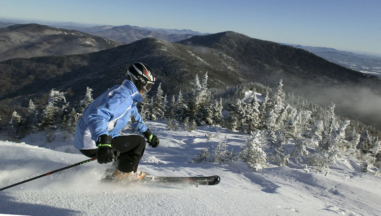 Ski Vacation Package - Smugglers Notch, VT