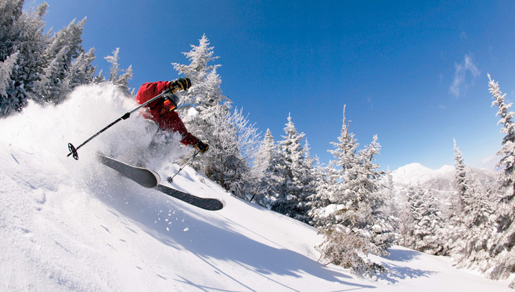 Ski Vacation Package - Stowe, VT