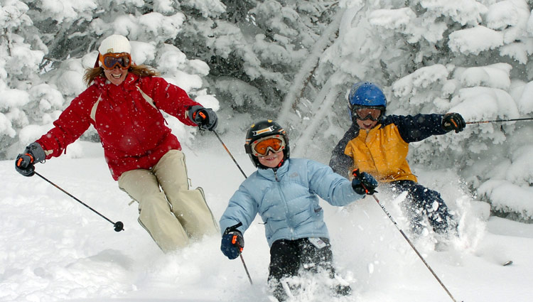 Ski Vacation Package - Grand Targhee