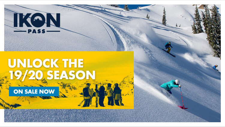 Ski Vacation Package - IKON