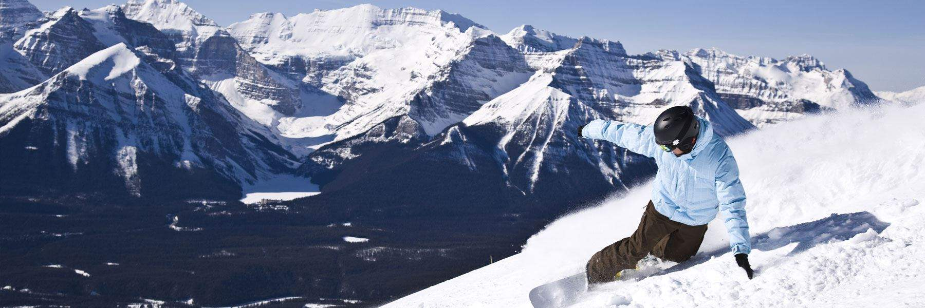 Banff / Lake Louise / Sunshine, CAN Ski Package: Get your 7th Night FREE at Brewster's Mountain Lodge!