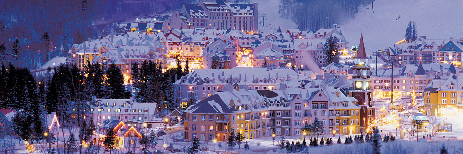 Mont Tremblant, Quebec, Canada: Save up to 15% at Les Suites Tremblant!