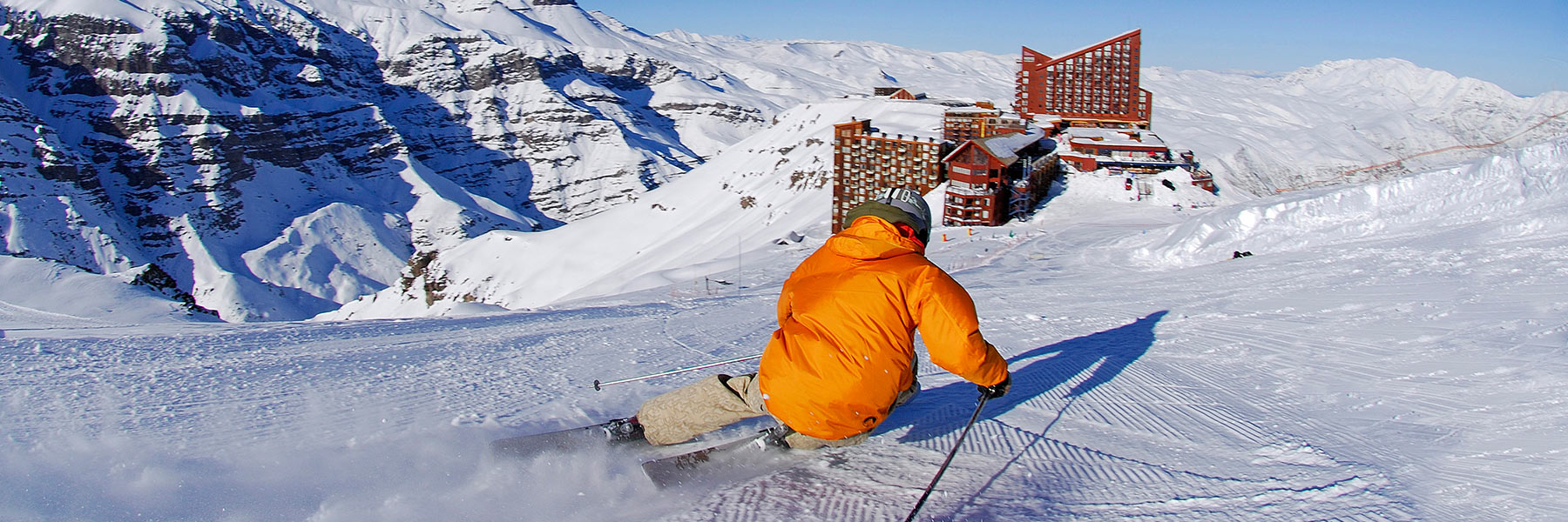 Valle Nevado, Chile Ski Vacation: Save 15% off all Ski Weeks at Valle Nevado when you book Delta flights!
