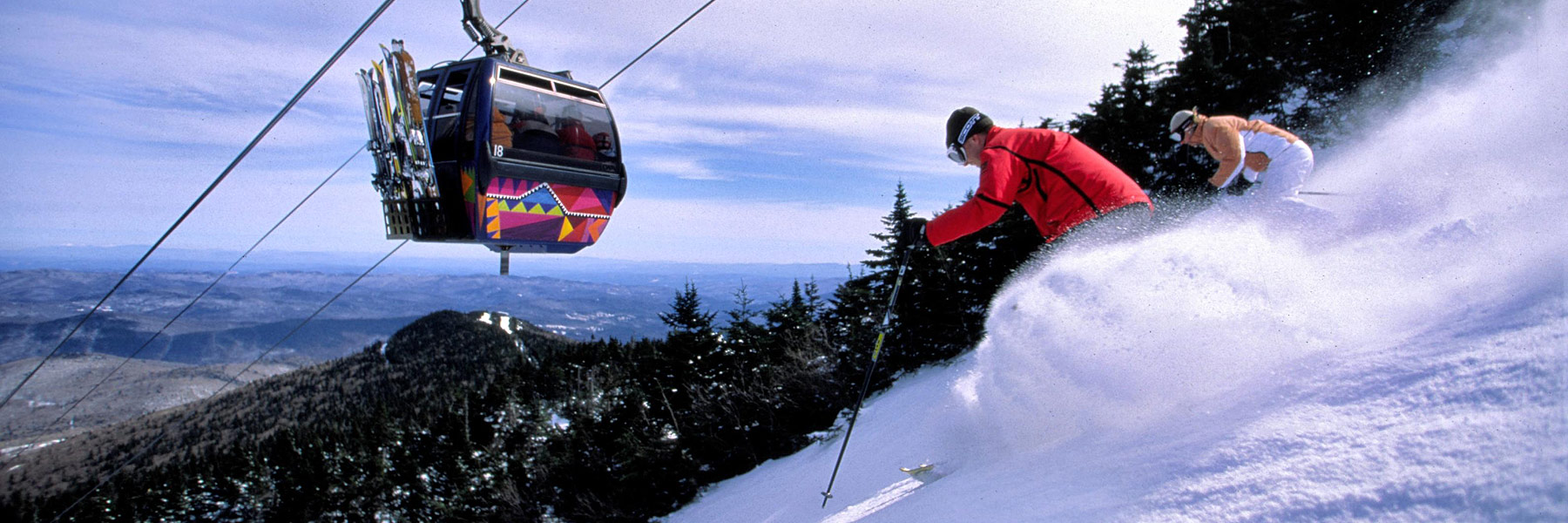 Killington, Vermont: 'Magnificent March Midweeks' 5 Night Special at Mountain Green from $63 per person/per night!